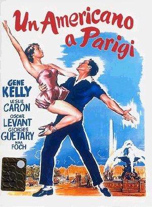 UN AMERICANO A PARIGI (DVD)