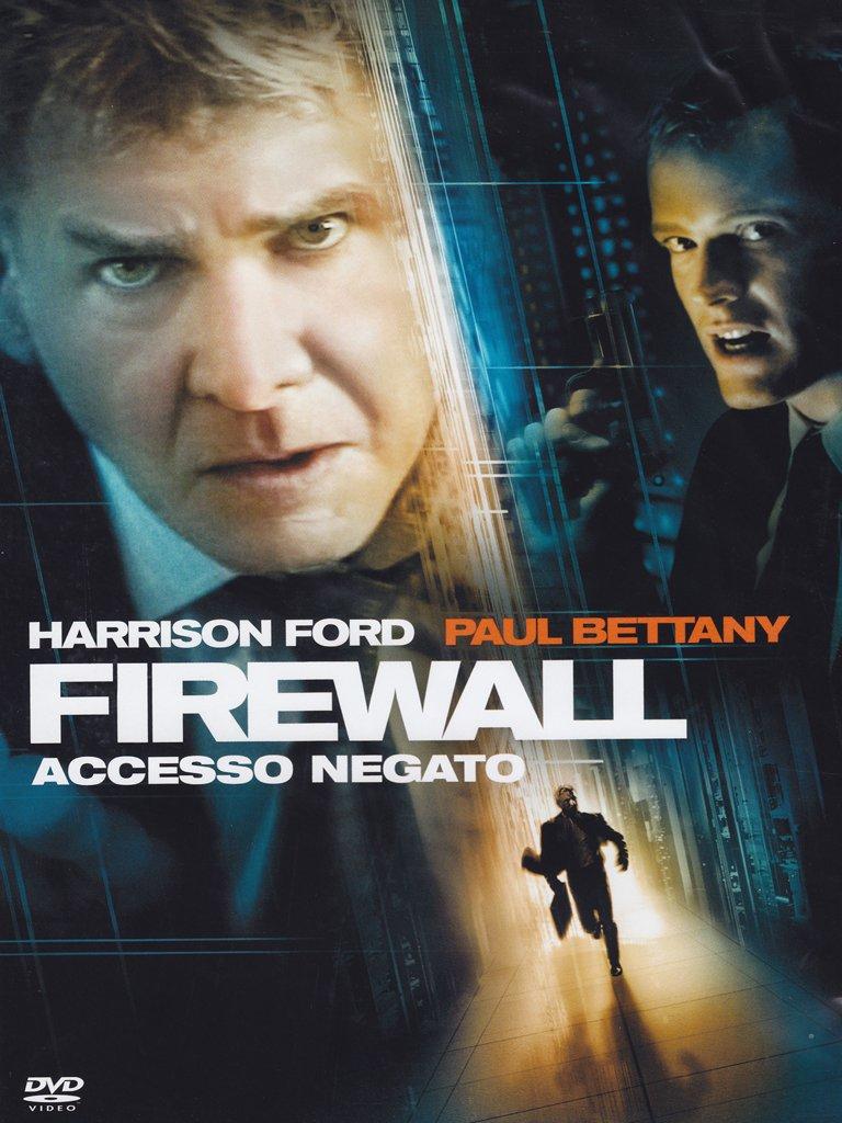 FIREWALL - ACCESSO NEGATO (DVD)