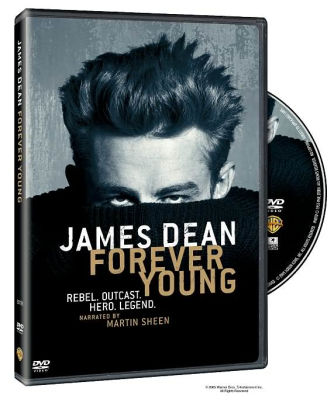 JAMES DEAN: FOREVER YOUNG (DVD)