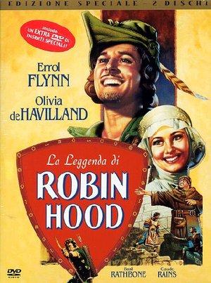 LA LEGGENDA DI ROBIN HOOD - (SE) (2 DVD) (DVD)
