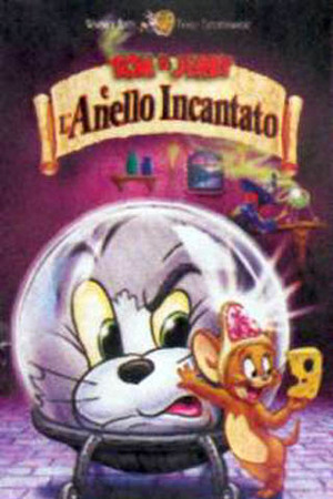 TOM & JERRY E L'ANELLO INCANTATO (DVD)