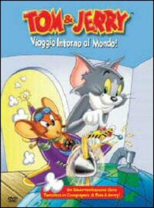 TOM & JERRY VIAGGIO INTORNO AL MONDO (DVD)