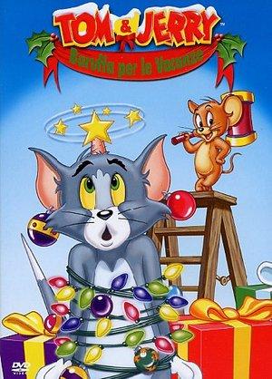 TOM & JERRY BARUFFA PER LE VACANZE (DVD)