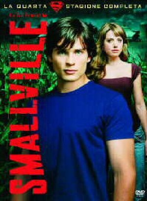 COF.SMALLVILLE - STAG.04 (6 DVD) (DVD)