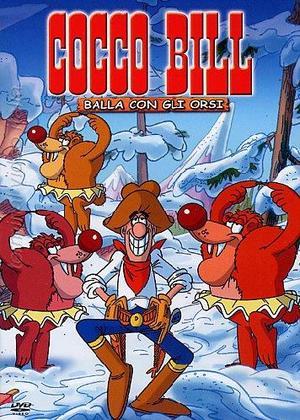 COCCO BILL BALLA CON GLI ORSI (DVD)