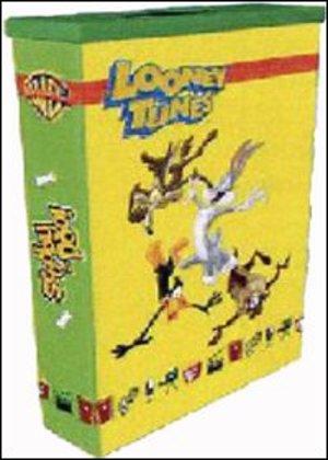 COF.LOONEY TUNES / SCOOBY DOO SALVADANAIO (2 DVD+SALVADANAIO) (DVD)