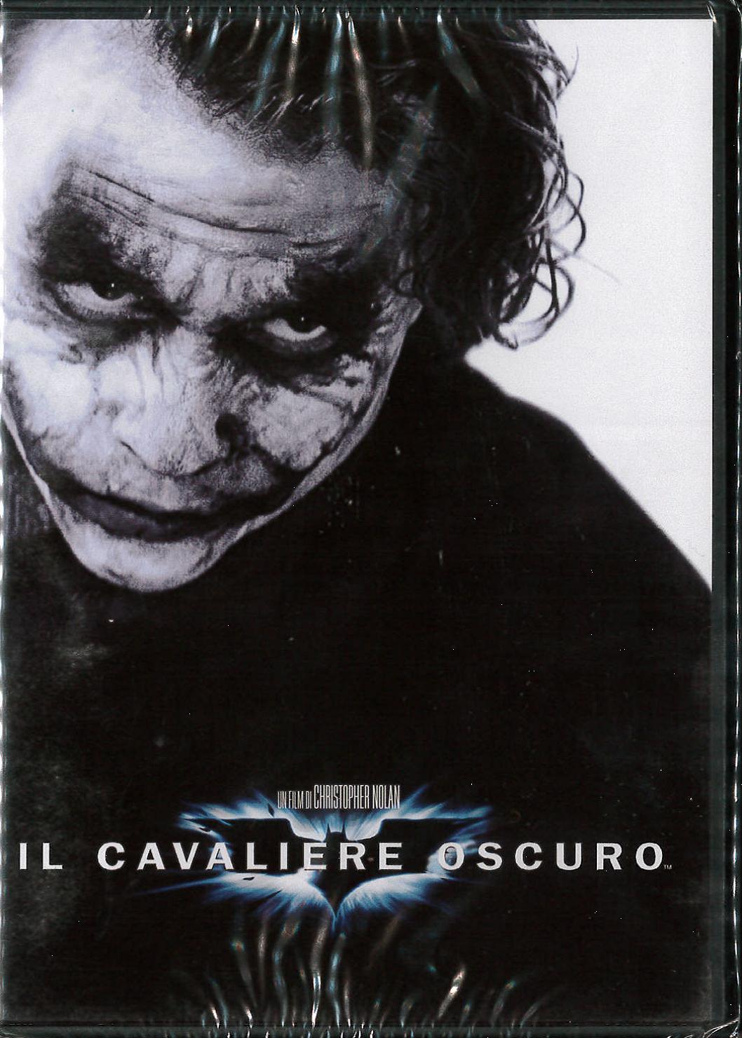 IL CAVALIERE OSCURO (DISCO SINGOLO) (DVD)