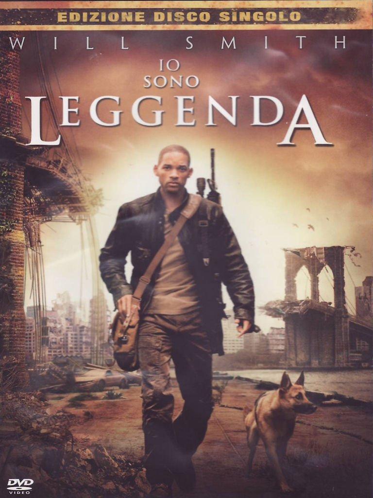 IO SONO LEGGENDA (DVD)