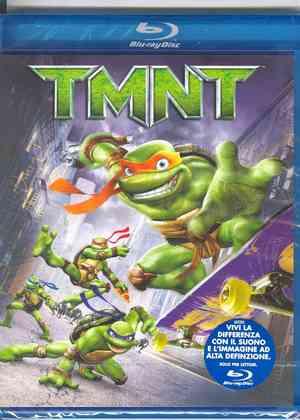 TMNT - TEENAGE MUTANT NINJA TURTLES (BLU-RAY)