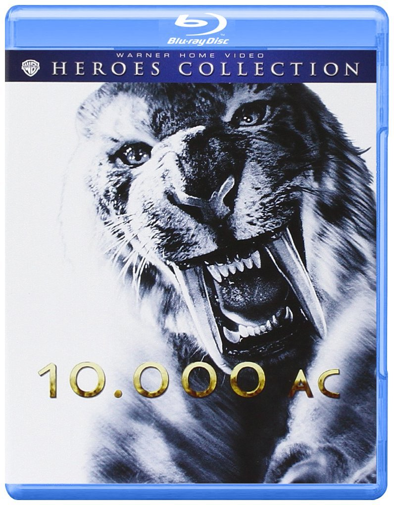 10.000 A.C. (BLUE-RAY)