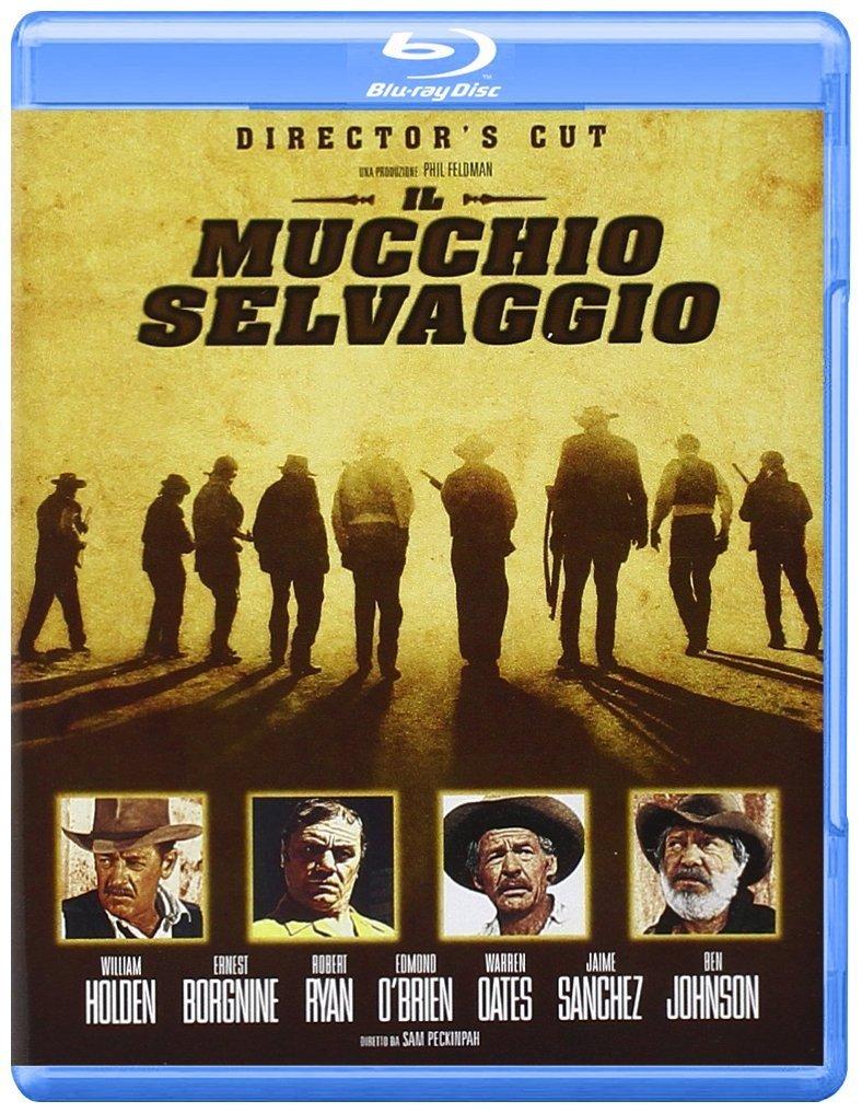IL MUCCHIO SELVAGGIO (BLU-RAY)