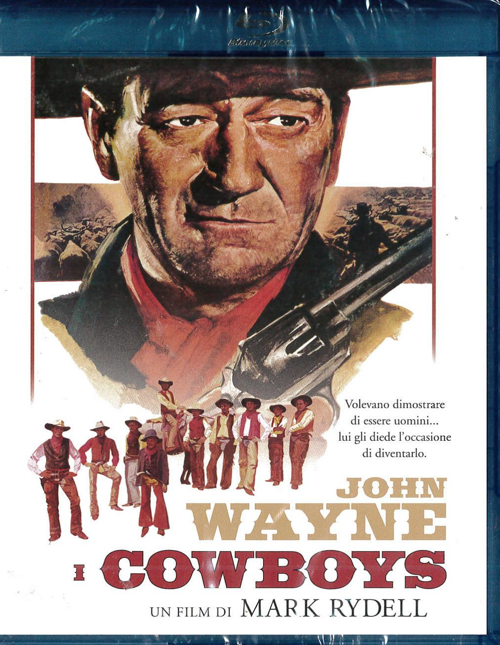 I COWBOYS (DELUXE EDITION) (BLU-RAY)