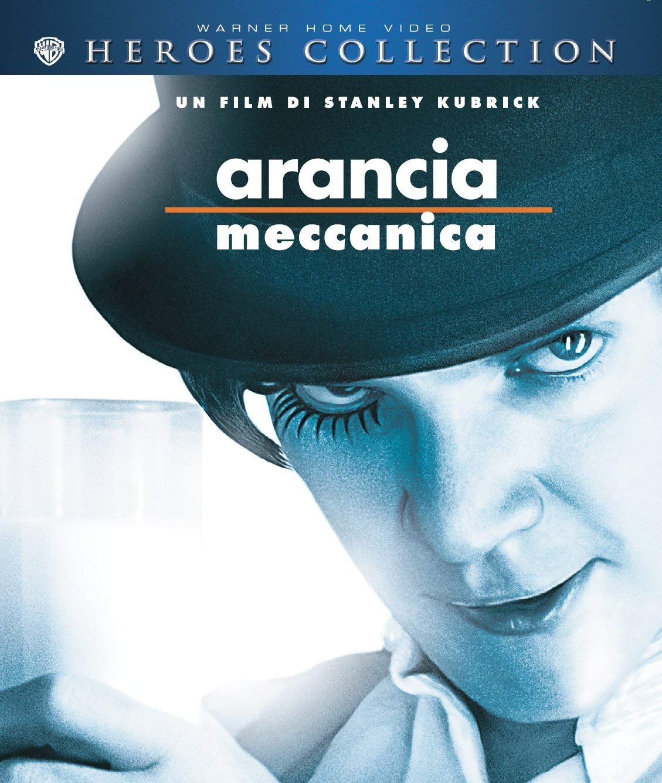 ARANCIA MECCANICA (BLU-RAY )