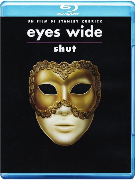EYES WIDE SHUT (BLU-RAY )