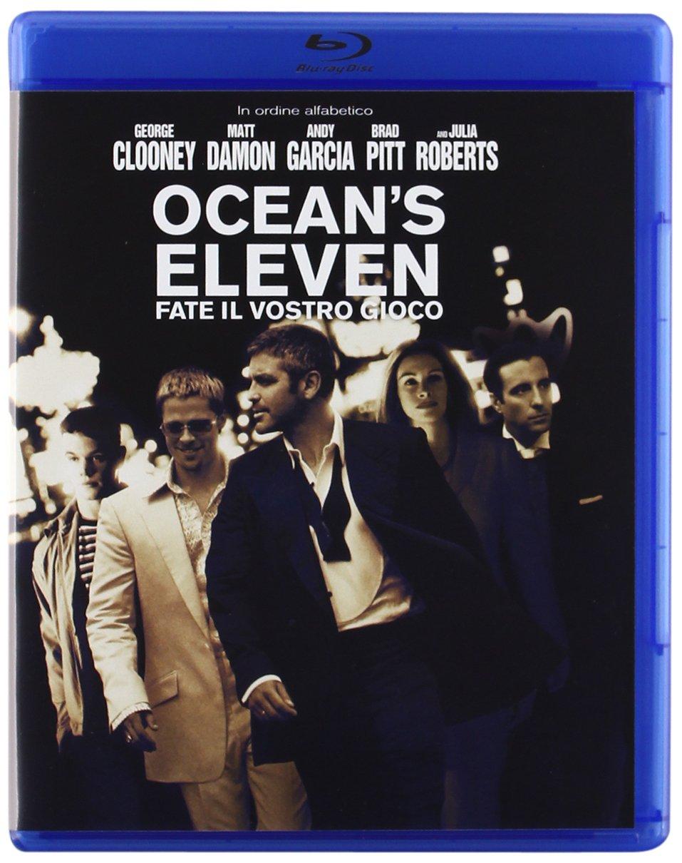OCEAN'S ELEVEN - FATE IL VOSTRO GIOCO (BLU-RAY)