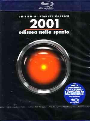 2001 ODISSEA NELLO SPAZIO (BLU-RAY )