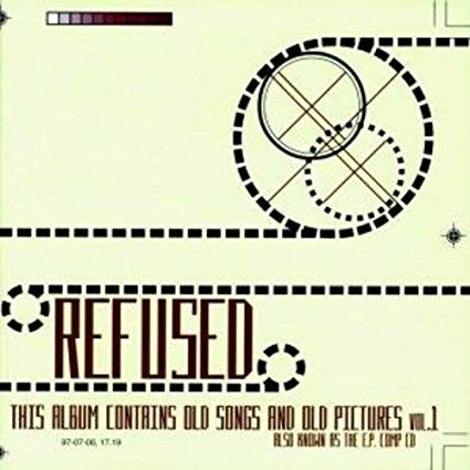 REFUSED - THE E.P. COMPILATION (CD)