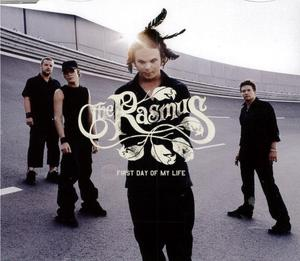RASMUS - FIRST DAY OF MY LIFE (CD)