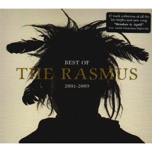 RASMUS - BEST OF THE RASMUS 2001-2009 (CD)