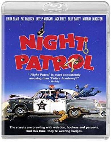 NIGHT PATROL (1984) [EDIZIONE: STATI UNITI]