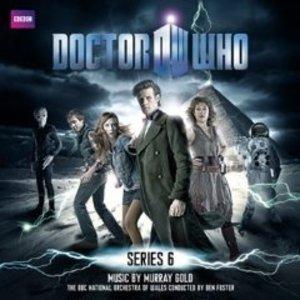 DOCTOR WHO SERIES 6 -2CD (CD)