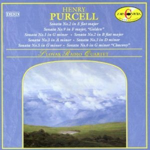 PURCELL: SONATAS (CD)