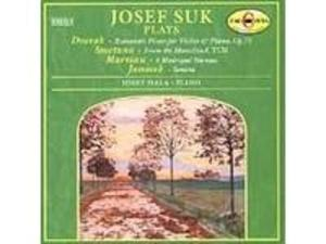 JOSEF SUK PLAYS DVORAK SMETANA MARTINU (CD)