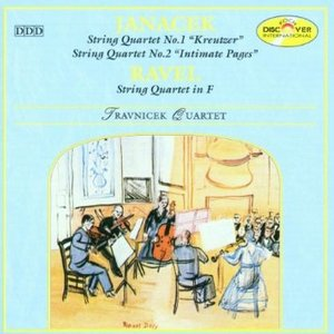 JANACEK: STRING QUARTET NO.1 KREUTZER (CD)