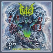 FULCI - OPEN THE HELL GATES (CD)