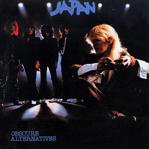 JAPAN - OBSCURE ALTERNATIVES (CD)