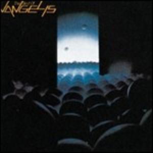 VANGELIS - THE BEST OF VANGELIS (CD)