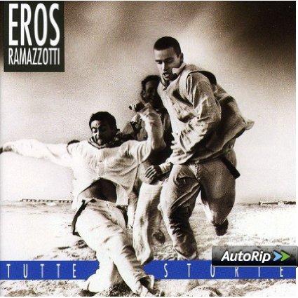 EROS RAMAZZOTTI - TUTTE STORIE (CD)