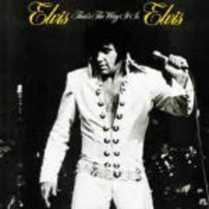 ELVIS PRESLEY - ELVIS THAT'S THE WAY IT IS PRESLEY (CD)