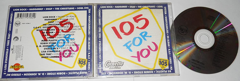 105 FOR YOU -USATO (CD)