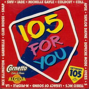 105 FOR YOU N.2 (CD)