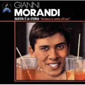 GIANNI MORANDI ALL THE BEAST ANDAVO AI 100 ALL'ORA (CD)