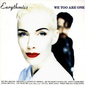 EURYTHMICS - WE TOO ARE ONE (CD)