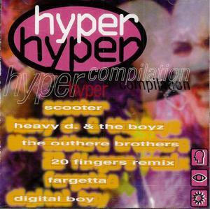 HYPER COMPILATION (CD)