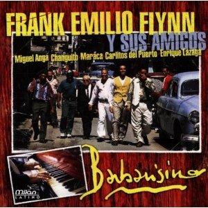 FRANK EMILIO FLYNN - BABARISINO (CD)
