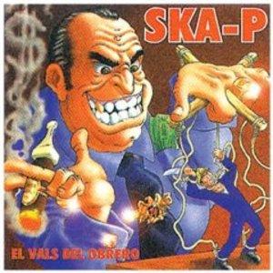 SKA-P - EL VALS DEL OBRERO (CD)