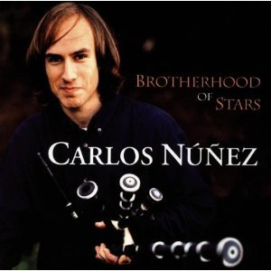 CARLOS NUNEZ - BROTHERHOOD OF STARS (CD)