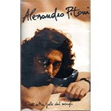 ALESSANDRO PITONI - DALL'ALTRA PARTE DEL MONDO (MC)