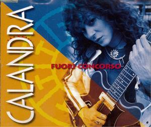 STEFANIA CALANDRA - FUORI CONCORSO (CD)