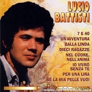 LUCIO BATTISTI - UN'AVVENTURA (CD)
