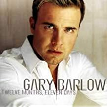 GARY BARLOW - TWELVE MONTHS ELEVEN DAYS (MC)
