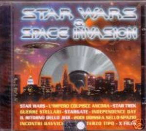 STAR WARS AND SPACE INVASION (CD)