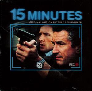 15 MINUTES (CD)