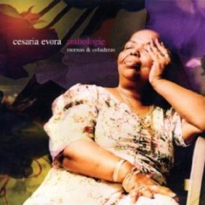 CESARIA EVORA - ANTHOLOGIE - MORNAS & COLADERAS -2CD (CD)