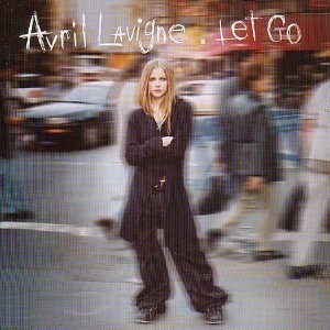 AVRIL LAVIGNE - LET GO (CD)