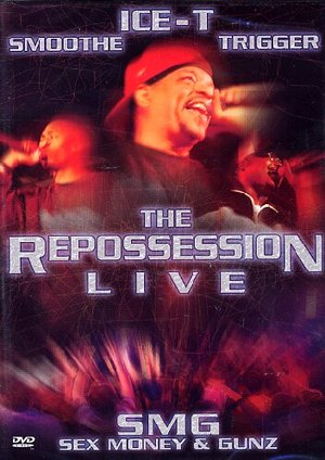 ICE-T THE REPOSESSION LIVE (DVD)